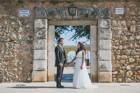 Beach wedding on the beach of Alvor in Portimao, Algarve, with rocks and cliffs, close the Senhora da Rocha chapel of Algarve wedding photographer jesus caballero #chapel #alvor #alvorwedding #portimaowedding #algarvewedding #beachwedding #beach #irmaos #lagos #rocha #seawedding #sailboat #sailwedding #harbour #portugal #photographer #groom #lifelovers #bride #bridetobe #tower #portugalwedding #destinationwedding #portugaldestination #travelwedding #getmarried #cottonwedding #cascais #portugal #photographer #groom #bride #bridetobe #londoners #dublin #couple #venue #algarvevenue #venuewedding #chilloutwedding #pousada #tavira #pousadatavira #resort #ValeOliveiras #Quinta #VilaVitaParc #vita #vilavita #pestana #vilasol #pestanavilasol #sheraton #vila #vilajacintina #pedradosbicos ##vilagale #gale #tivoli #tivolimarina #hilton #carvoeiro #natura #hotel #martinhal #ukweddings #surrey #canadian #american www.jesuscaballero.com