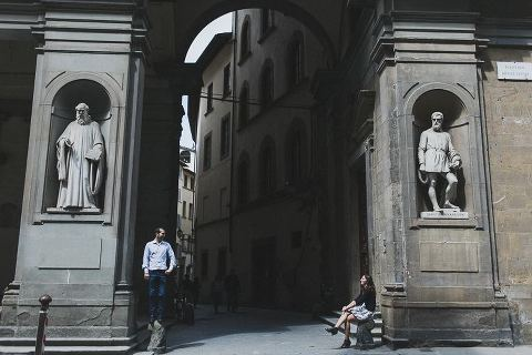 Italy wedding florence photographer couple portrait photography