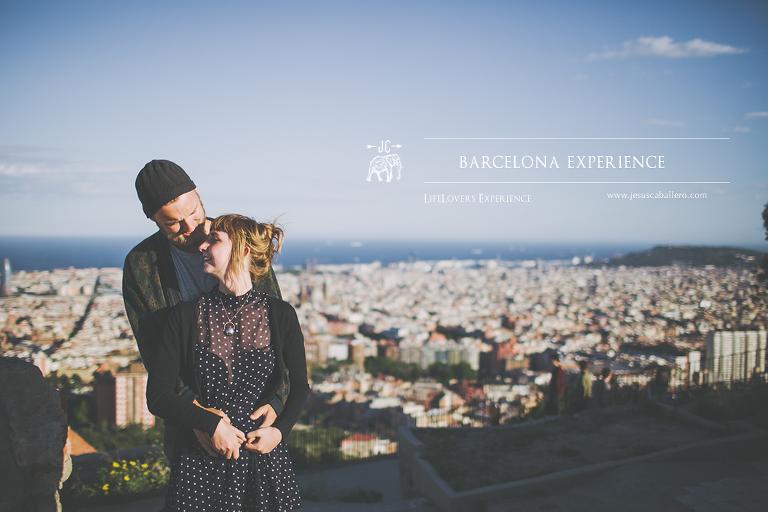 Barcelona wedding photographer urban