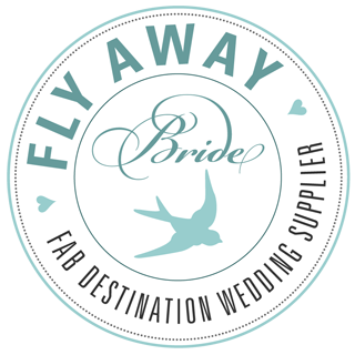 published in Fly away bride blog as wedding photographer jesus caballero