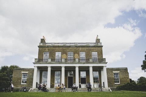 Clissold house london boho wedding photographer