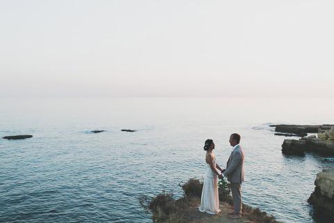 algarve small destination wedding photographer