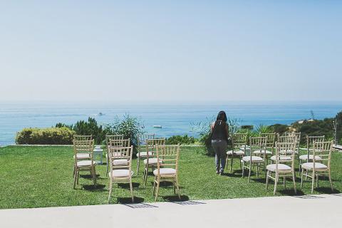 Algarve Small Destination Wedding