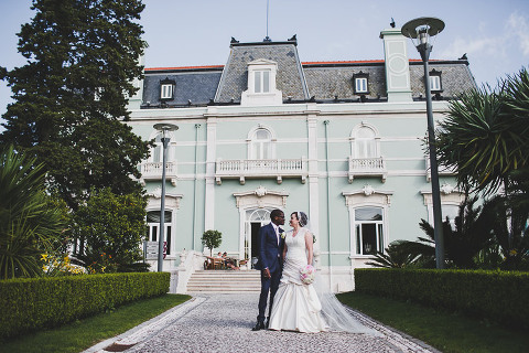 Lisbon Pestana Palace wedding photographer