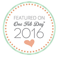 featured at the amazing one fab day wedding blog