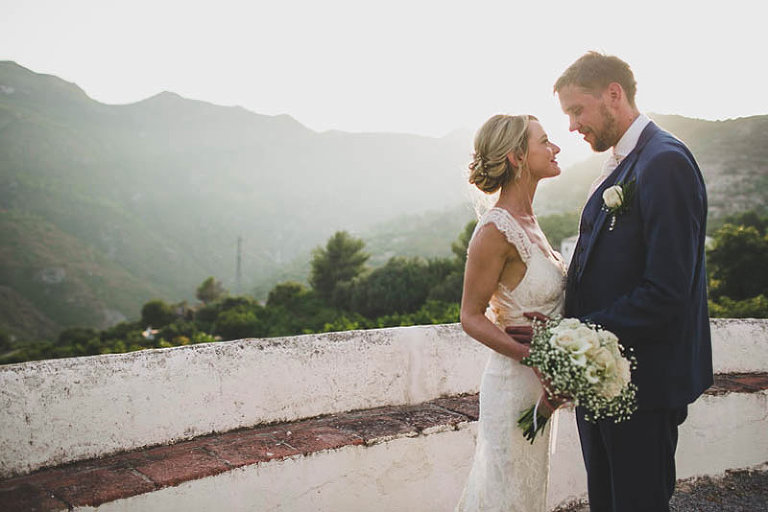 Palacete Cazulas Granada wedding photographer