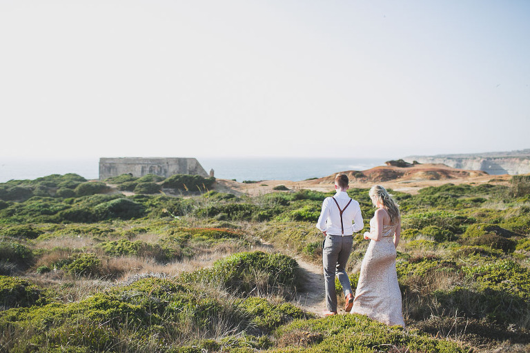 Lisbon Ericeira wedding photographer