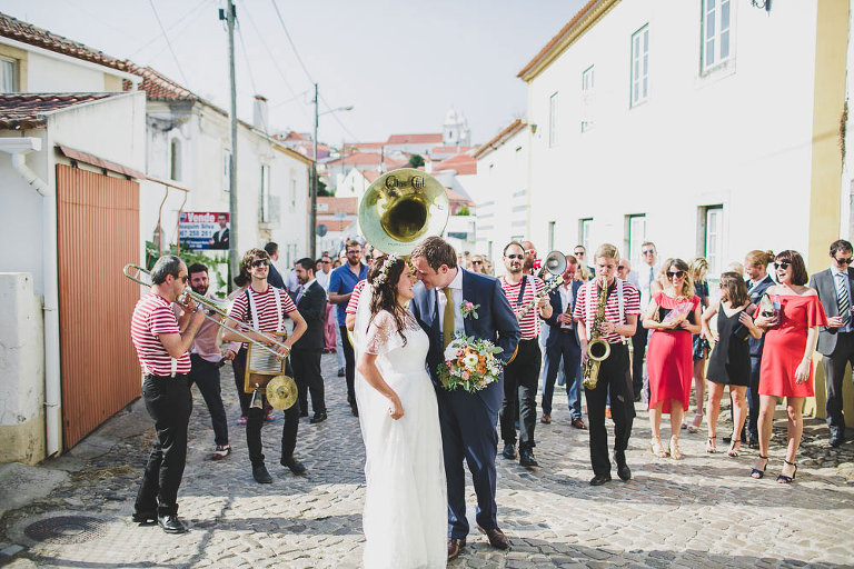 Old fashioned vineyards Sintra wedding photographer - Aisling-John