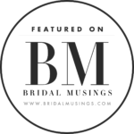 bridal musings badge publication jesus caballero photography
