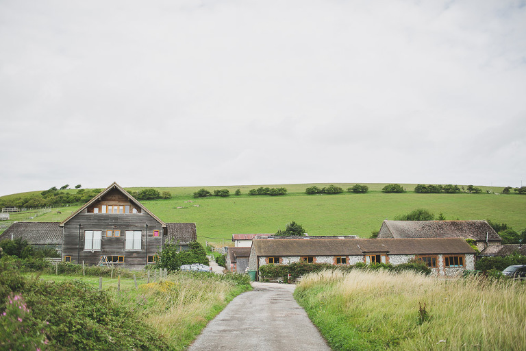 East Sussex Rainy Festival Wedding photographer