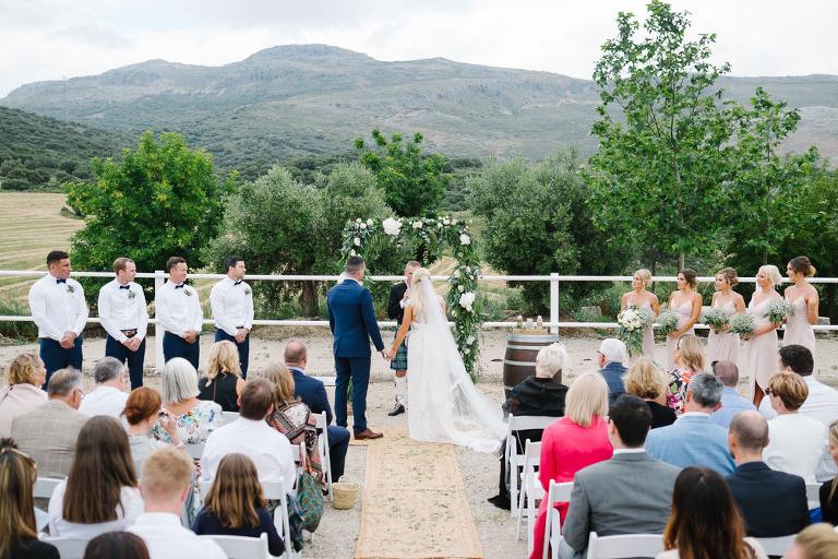 ronda mountain resort boho wedding #weddingdecor #olive #eucalyptus #bohowedding #rondamountainresort jesuscaballero.com