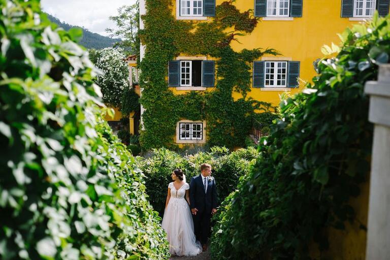 canadian destination wedding Quinta Santa Ana