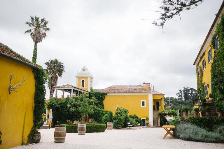 Baroque chapel with bell tower quinta santa ana #quintasantana #belltower #chapel