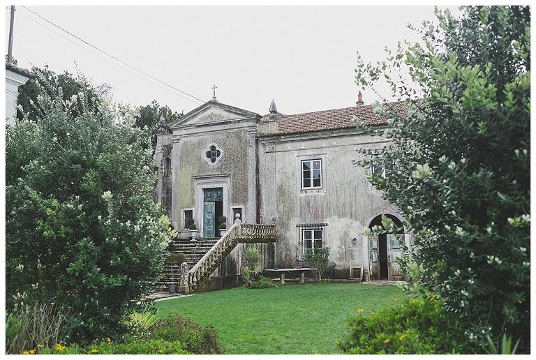 quinta vintage chapel and gardens