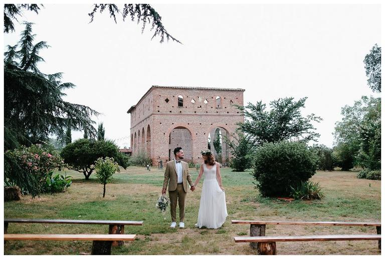 Summer french Toulouse countryside wedding at Domaine du Beyssac 001(pp w768 h517) - Summer french Toulouse countryside wedding at Domaine du Beyssac